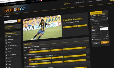 Apuestas deportivas en Palpitos24