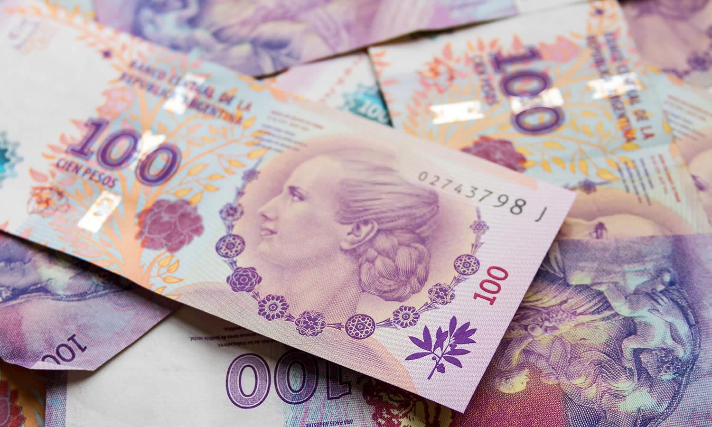 Resultado de imagen para pesos argentinos