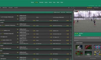 ¿Cómo ver deportes en Bet365?