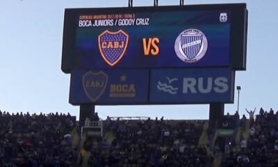 Boca Juniors vs Godoy Cruz 2019