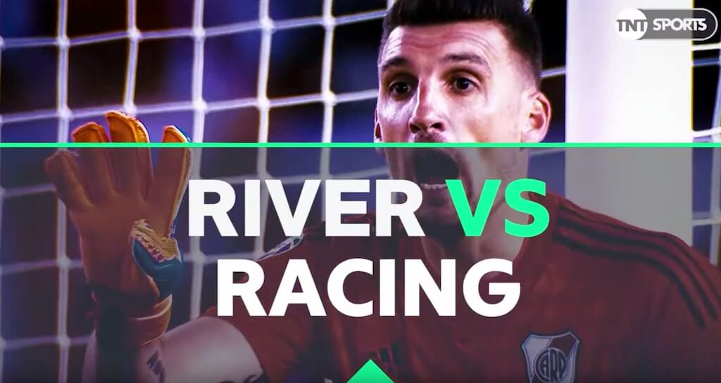 River Plate vs Racing 2019